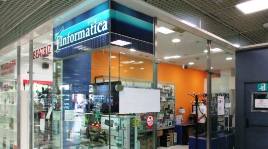 It Informatica Informatica Centro Comercial Arcco Amara En La