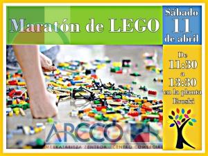 Maratón de LEGO!
