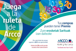 RULETA DE ARCCO