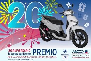 20 ANIVERSARIO ARCCO AMARA