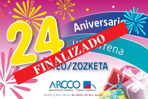 24 Aniversario de Arcco
